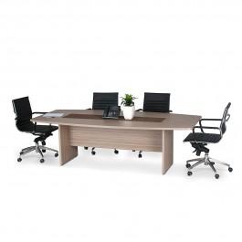 Boardroom Table - Tawny Linewood
