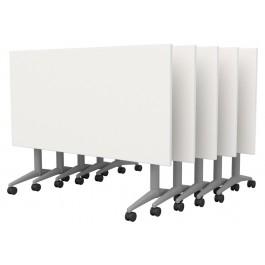 Mobile Flip Up Desk / Table 1800L