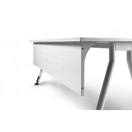 Vee Single Desk