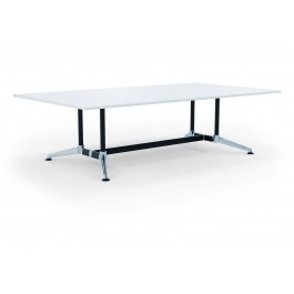 Boardroom Table with Modulus Metal Frame