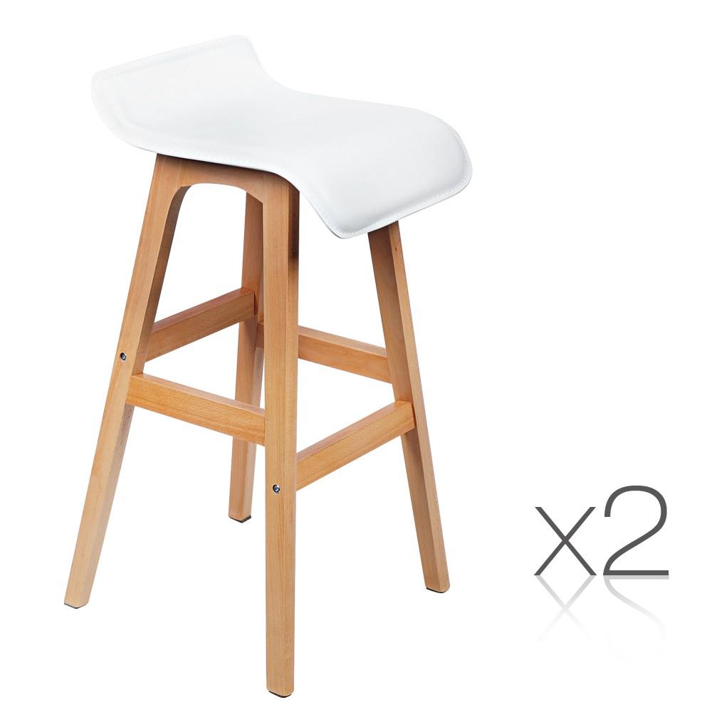 Wooden Stool 1568 X2