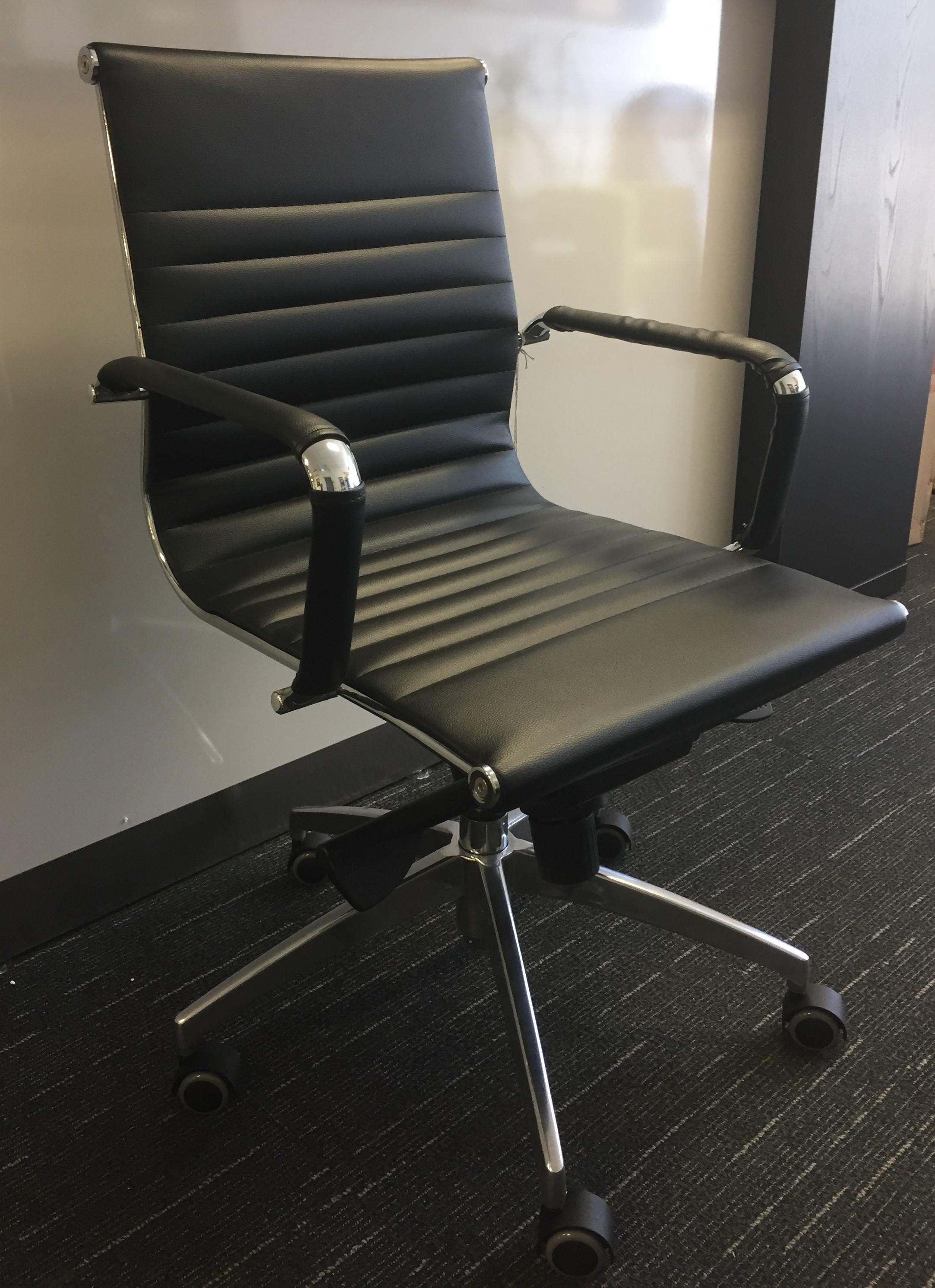 Opi Executive Eames Medium Back Boardroom Meeting Room