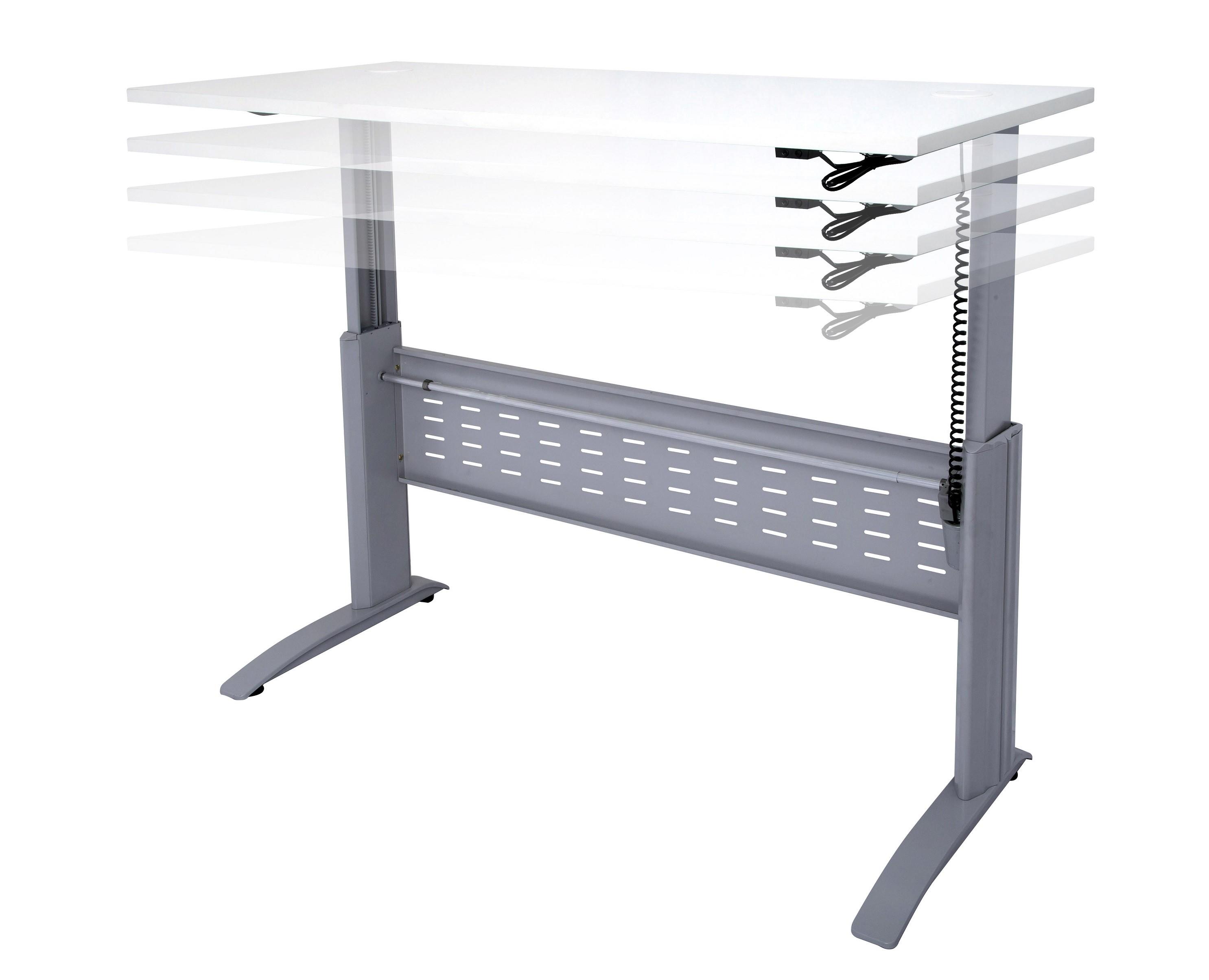 Height Adjustable Standing Desk Ikea 100 Adjustable Desks For Standing Or Sitting Height