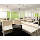 Office Partition / Screen - Made to Order 28mm