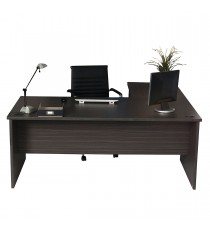 Desk & Universal Return 157 - Blackened Linewood