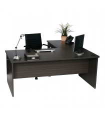 Desk & Universal Return 189 - Blackened Linewood