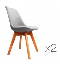 Retro Replica Eames Eiffel Chairs x 2