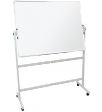 Double Sided Mobile Whiteboard 1800L