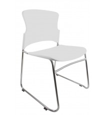 Eve Chair - All White
