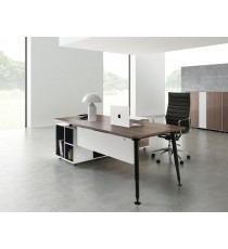 EVO Office Suite - Walnut Finish