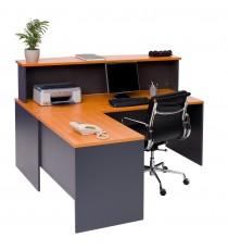 Reception Desk / Counter - WITH DESK RETURN