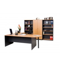 Office Package D-End Desk