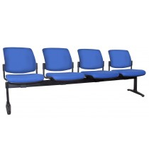 Maxi Beam Upholstered 4-Seat