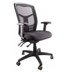Mesh Mirae High Back Chair with Arms
