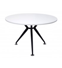 Steel Frame Round Table 1200D
