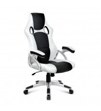High Back Office Chair 9174 - White