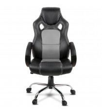High Back Office Chair R22G - Grey