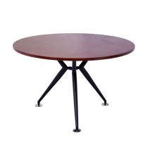 Steel Frame Round Table 900D
