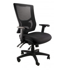 Seville High Back Chair