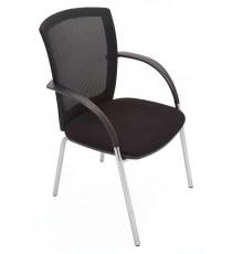 Zen Mesh Back Chair 4 leg
