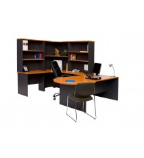 Office Package P end Desk