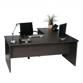 Desk & Universal Return 189 - Blackened Linewood