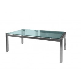 Office / Waiting Room Glass Coffee Table 1200L