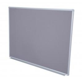 Premium Grey Fabric Office Pin board