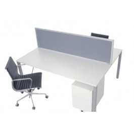 50mm Double Desk