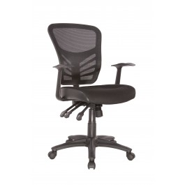Yarra Ergonomic Mesh Back Chair