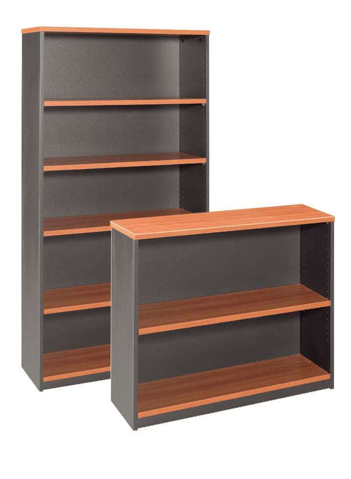 Low Open Bookcase 900H - Furniture & Desks