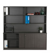 Wall Unit 1800L - Blackened Linewood