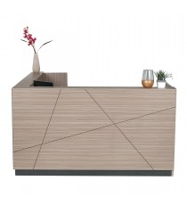 Axis L Shaped Reception Counter 1800 x 1800