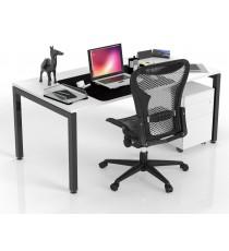 Rectangular 50mm Square Leg Desk 1800L x 750D