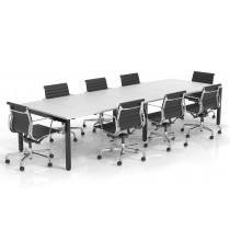 Plaza 50mm Boardroom Table 2400L x 1200D