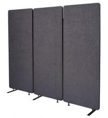 Acoustic Divider Screens - 3 Panels