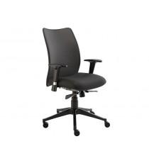 Argos Mesh Back Chair - Black