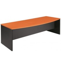 Bow Front Desk 1800L Clearance