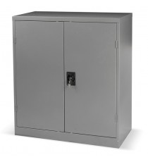 Metal Half Height Stationery Cabinet with Lock