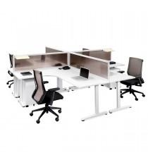 Cee 4-Way Desk