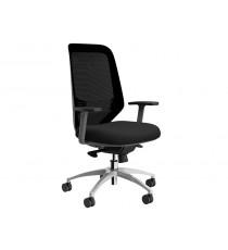 Ceptor Mesh Back Chair - Black