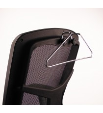 Office Chair Coat Hanger