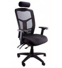 High Back Executive Mesh Deluxe Chair