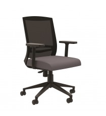Derby Mesh Back Chair - CLEARANCE