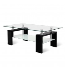 Vos Glass Coffee Table