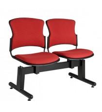 Focus Beam Upholstered 2-Seat