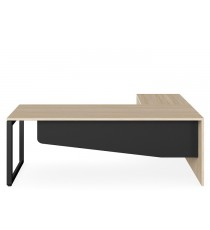 Forum Executive Desk and Return - Any Standard Finish