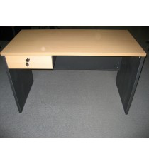 Study Desk Complete with Fitted Drawer and Lock