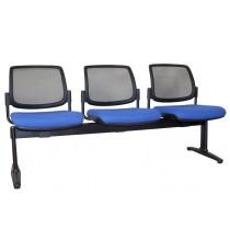 Maxi Beam Mesh 3-Seat