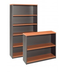 Low Open Bookcase 900H